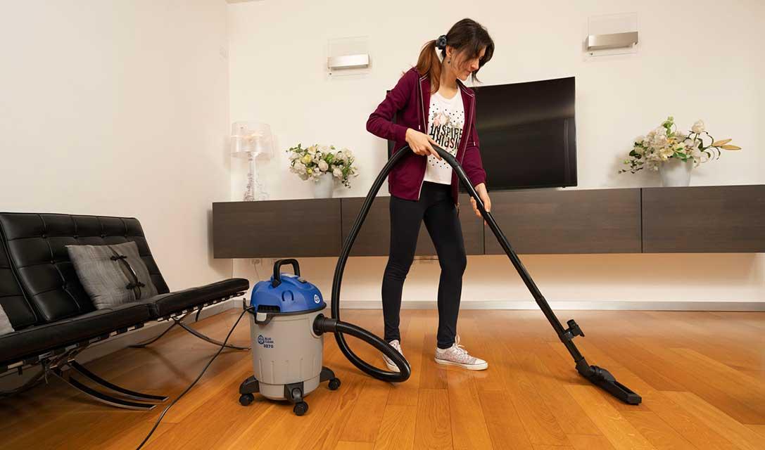 come pulire casa velocemente e bene