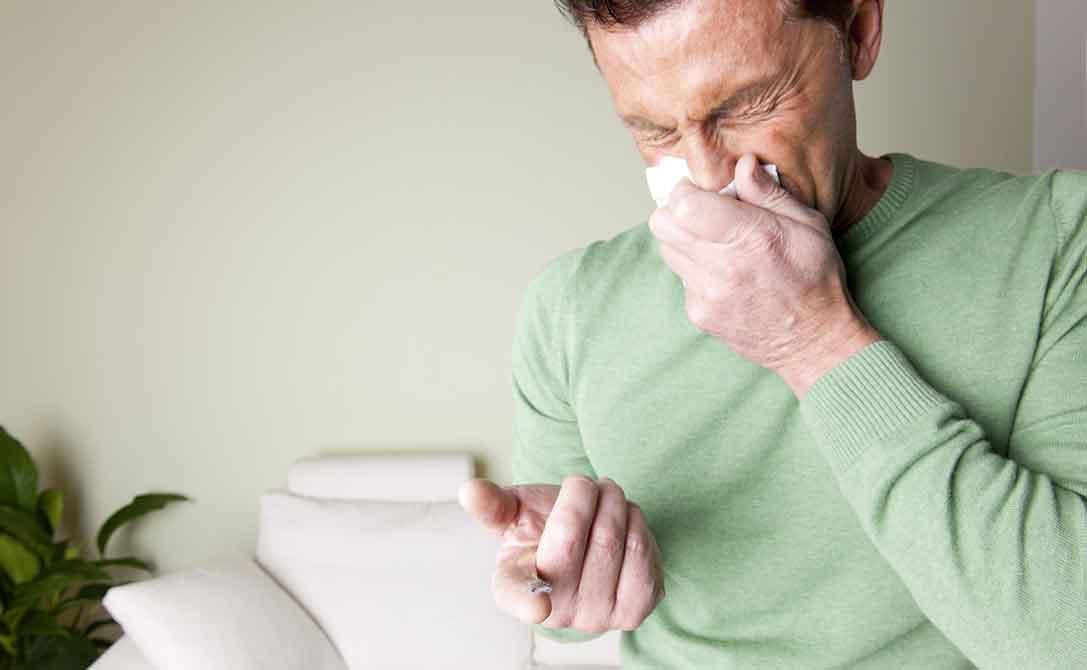 allergia polvere come pulire casa
