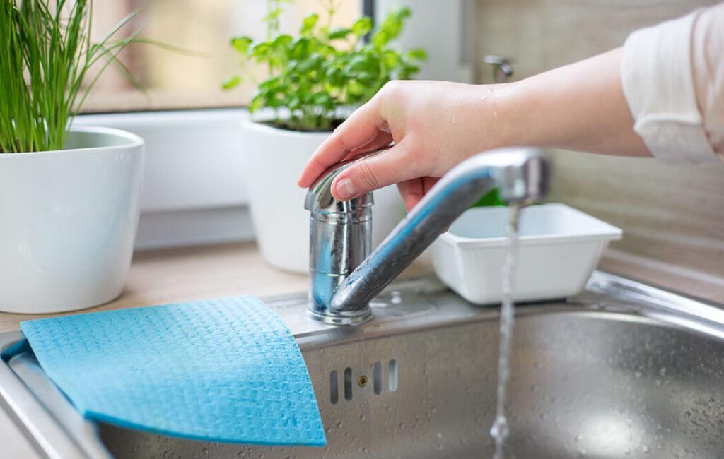 comportamenti per limitare il consumo di acqua