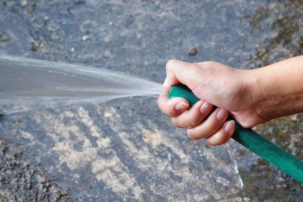 consumo acqua giardino