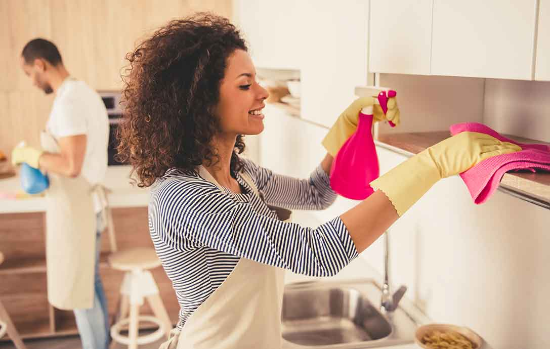 sanificare ambienti domestici
