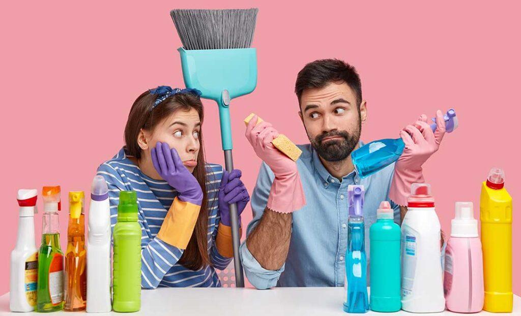 falsi miti pulizie