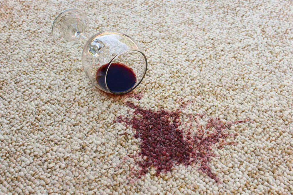 pulire a fondo un tappeto