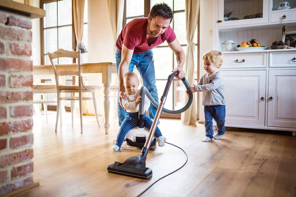 accorgimenti-per-pulizie-in-sicurezza